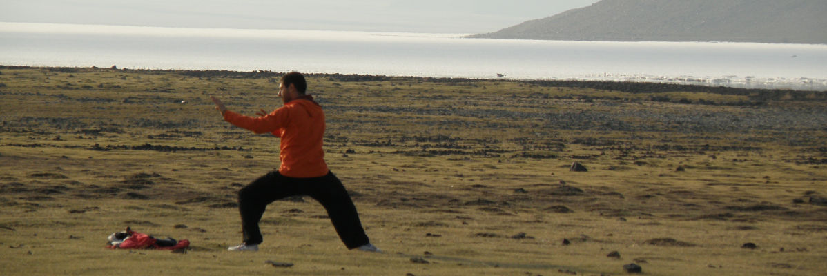 Training in Mongolia