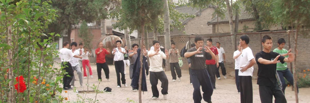 Outdoor Chen Taiji